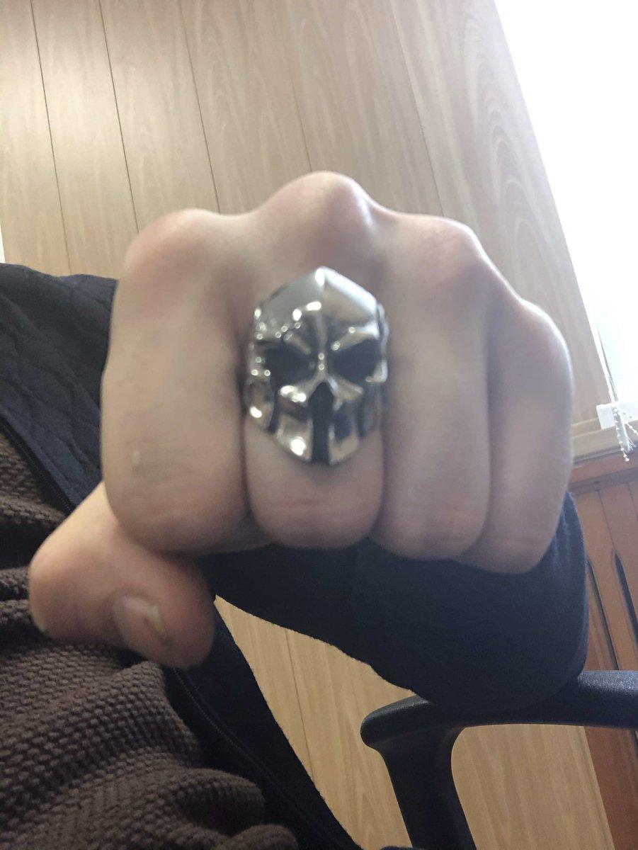 Великолепное кольцо, всем любителям необычного рекомендую👍🏻