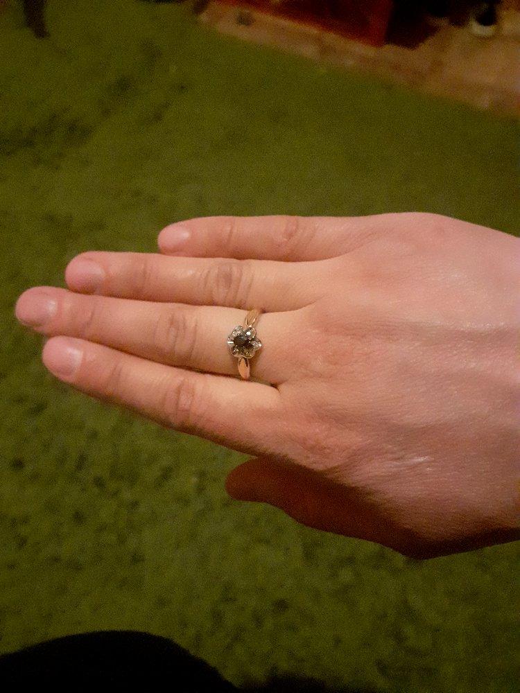 Классный колцо!!!