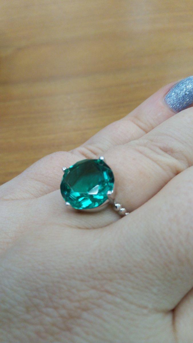 Кольцо с алпанитом.