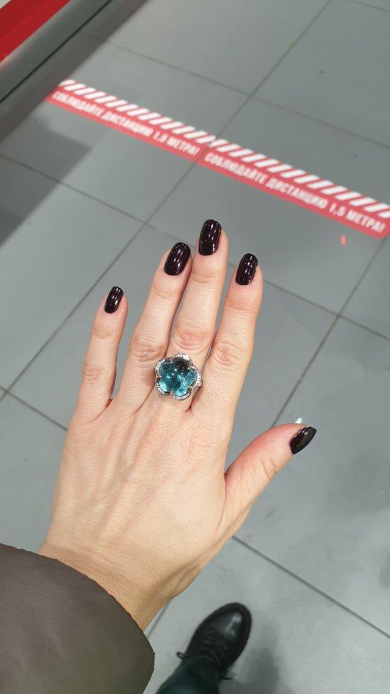 Красивенное кольцо для вечеринки!