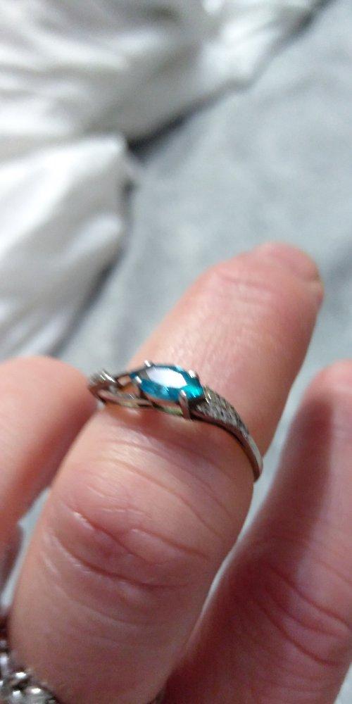 Кольцо просто замечательно.