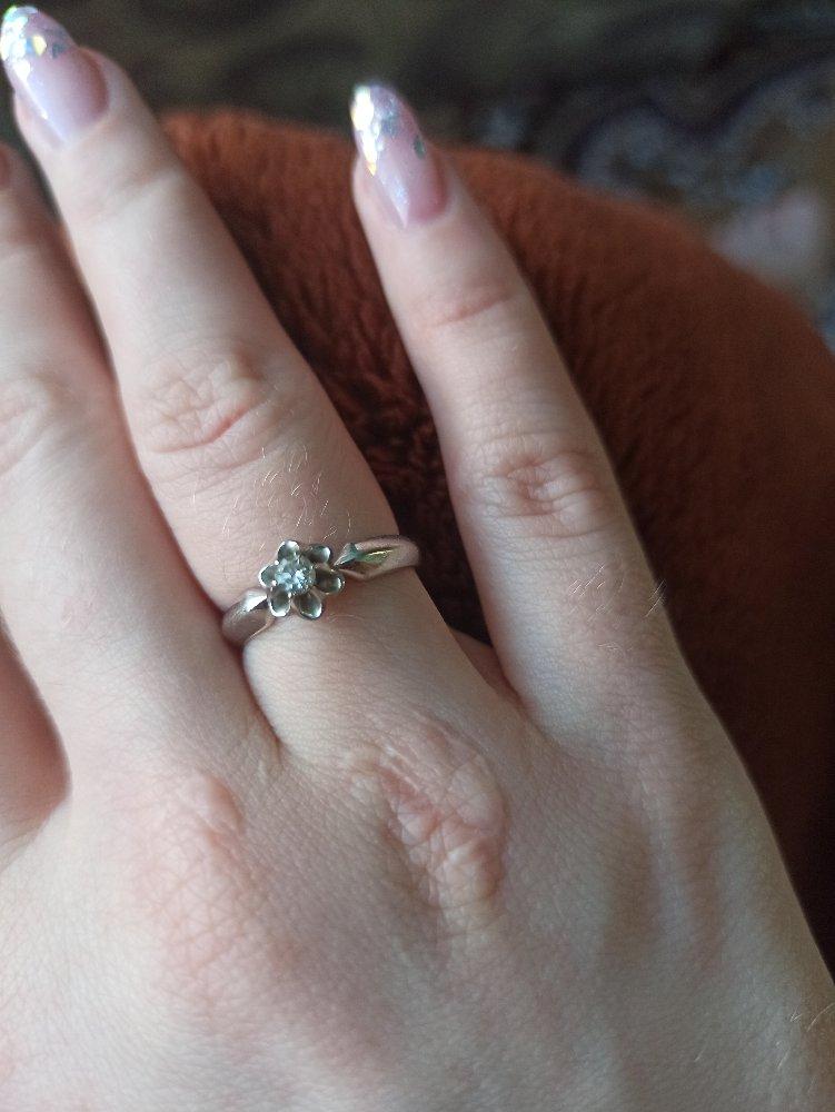 Кольцо невероятное!