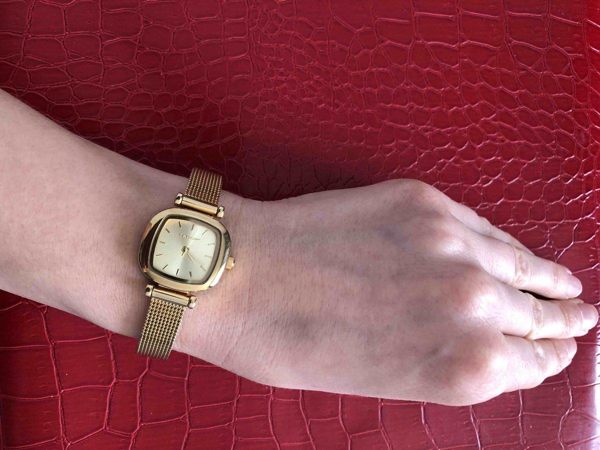 Часы желтое золото