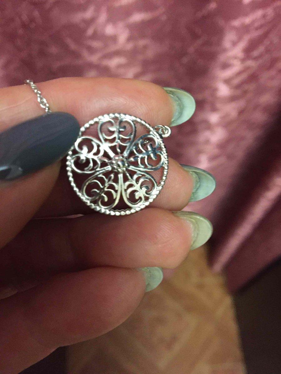 Подарок - серебряное украшение