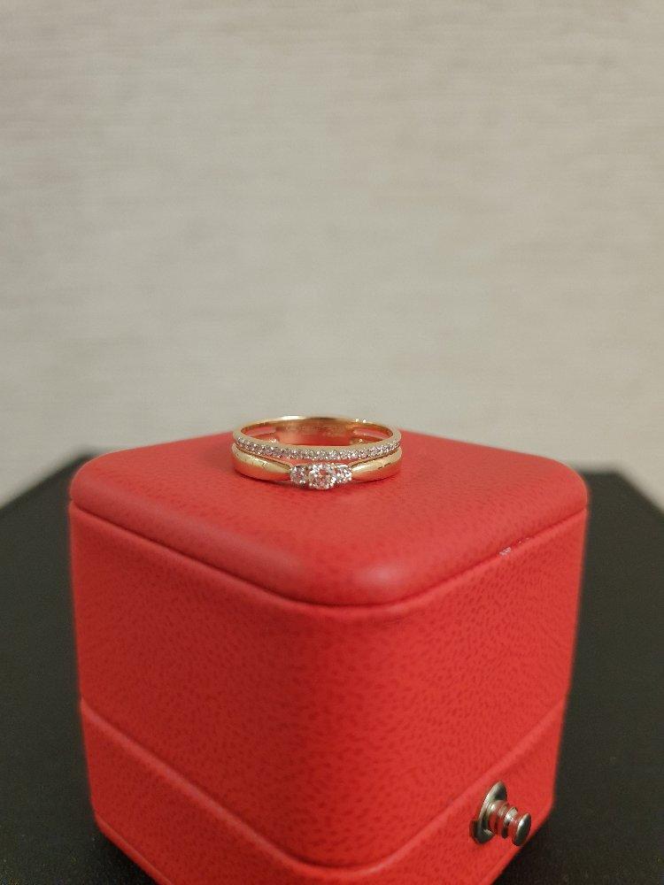 Великолепное кольцо с бриллиантами!!!
