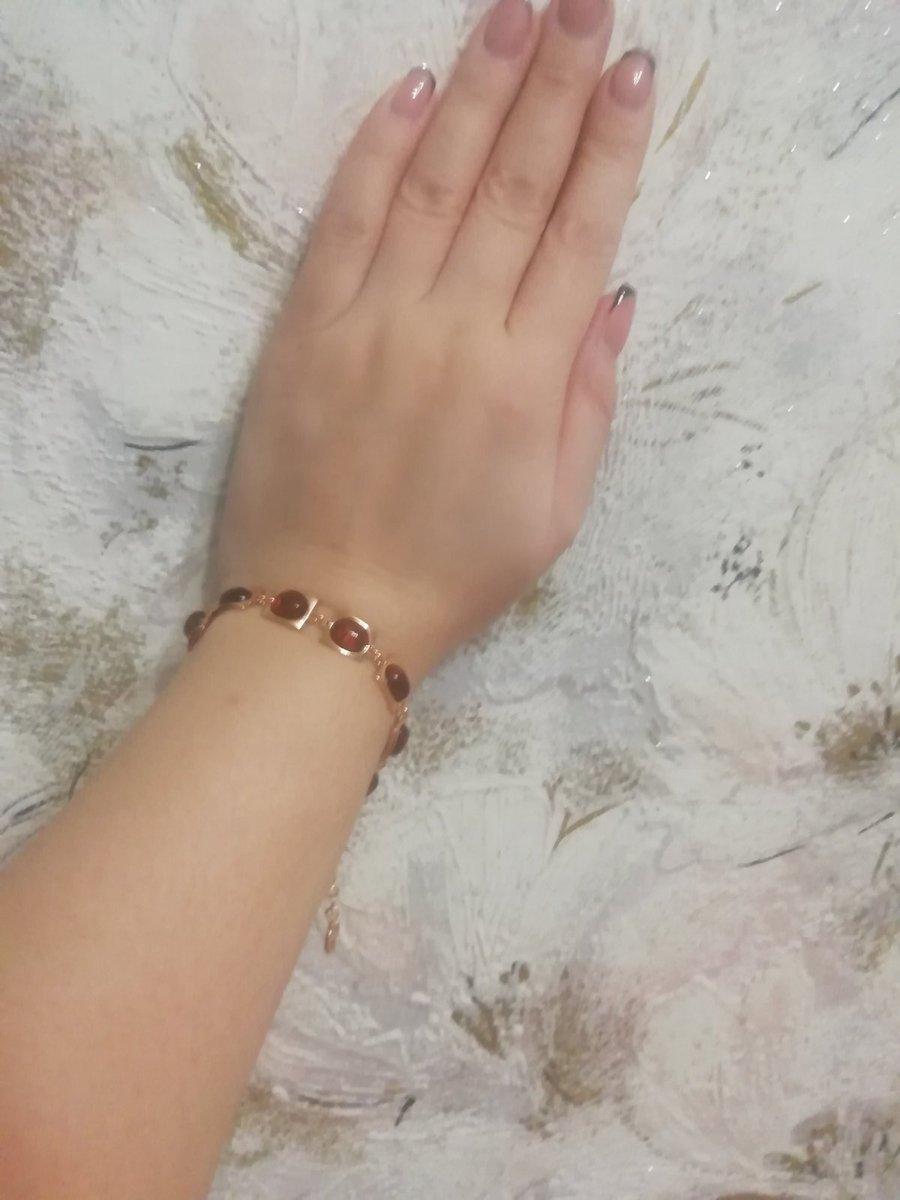 Богатый браслет для дамы
