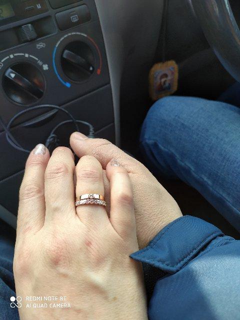 Идеальное кольцо для подарка)