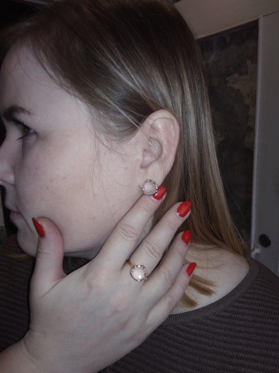 Прекрасное нежное кольцо!!!