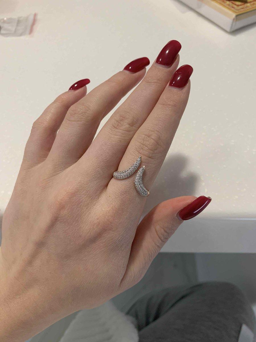 Безумно красивое и необычное кольцо , увидела и сразуууууу влюбилась 🔥🔥🔥