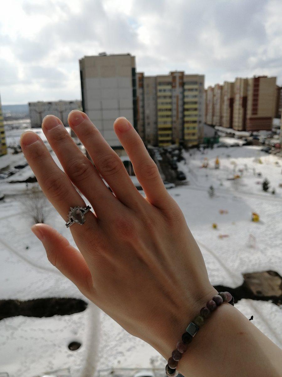 Нереально красивое кольцо 💍