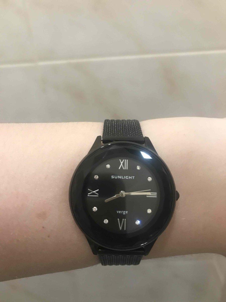 Часы находка