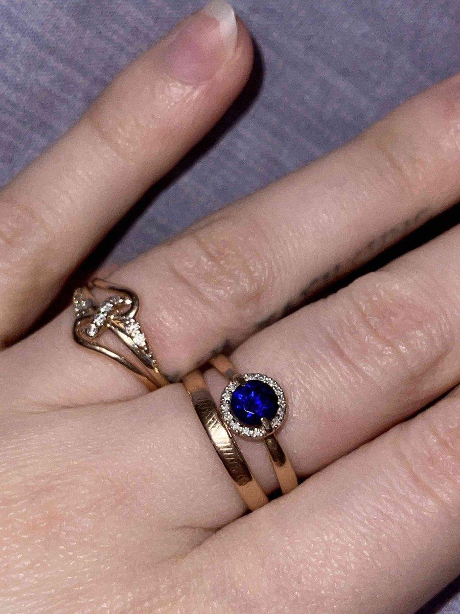 Кольцо ношу уже 3 года