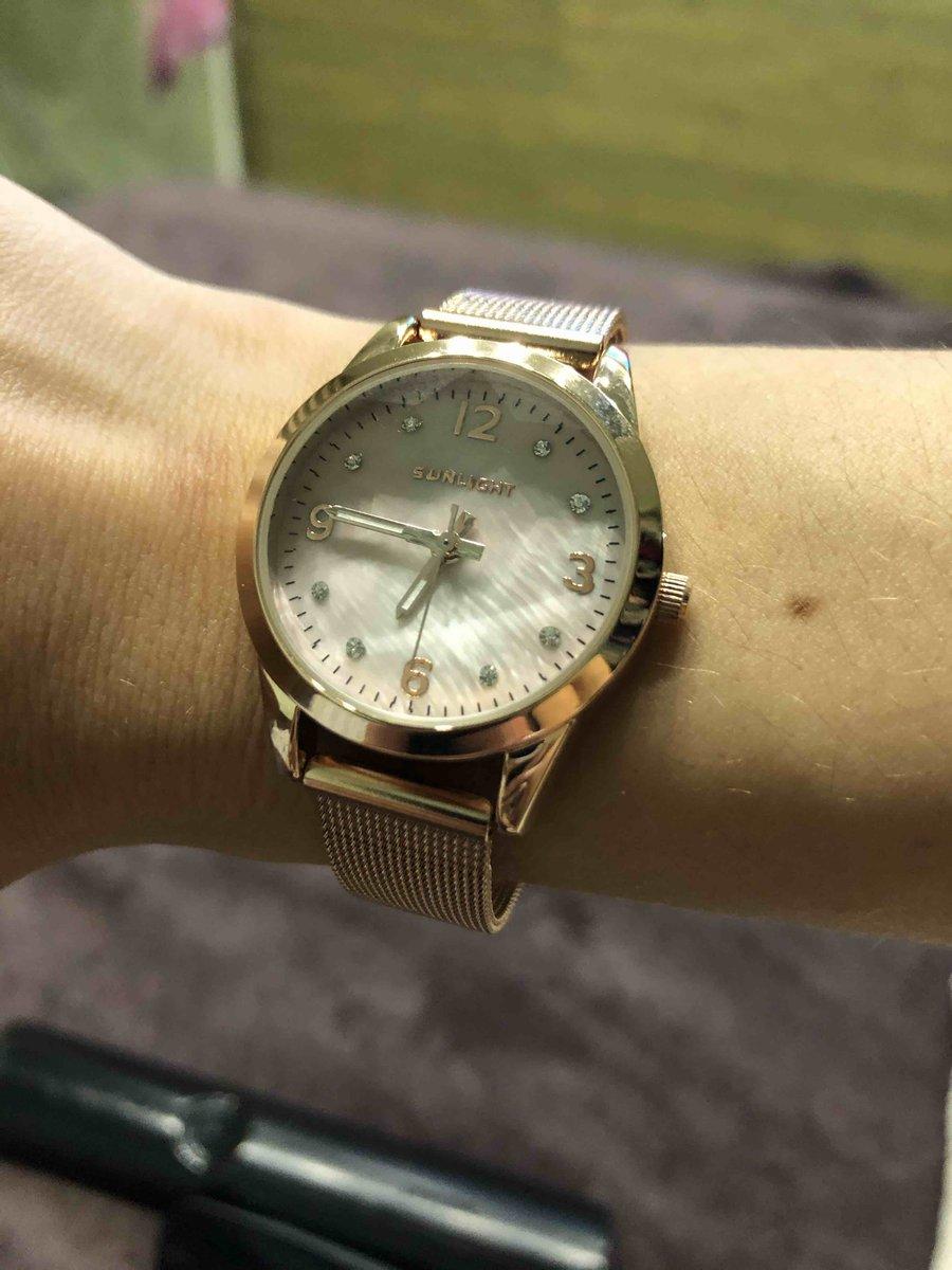 Отличнын часы , посмотрим как будут в носк)