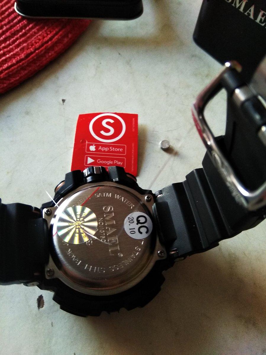 Брутальные мужские часы!
