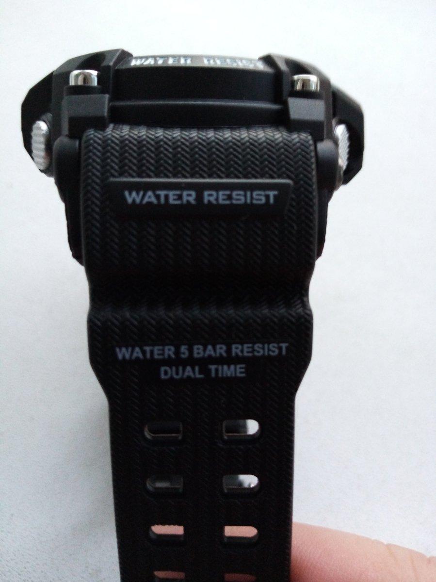 Часы smael водонепроницаемые