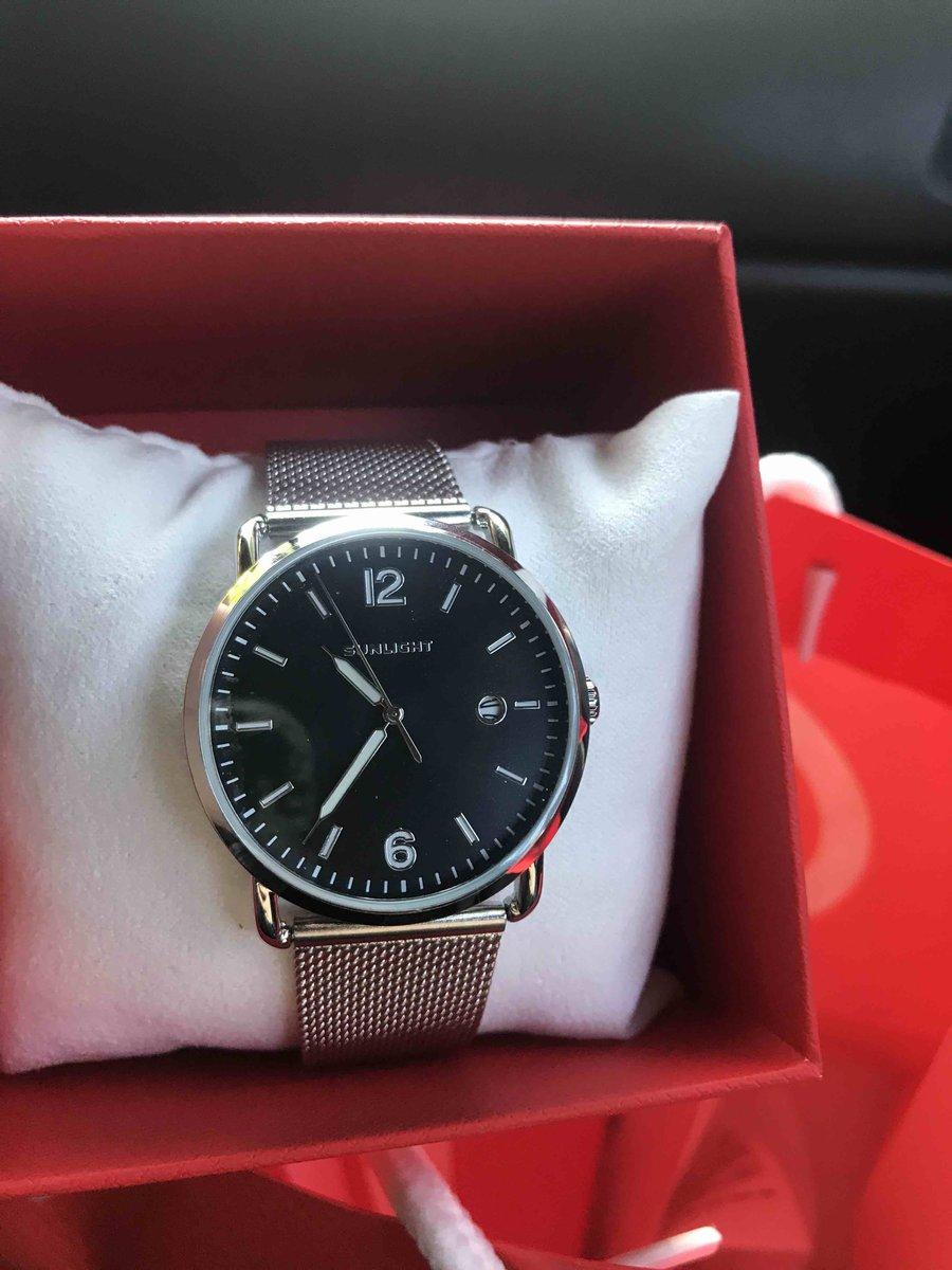 Очень классные часы!