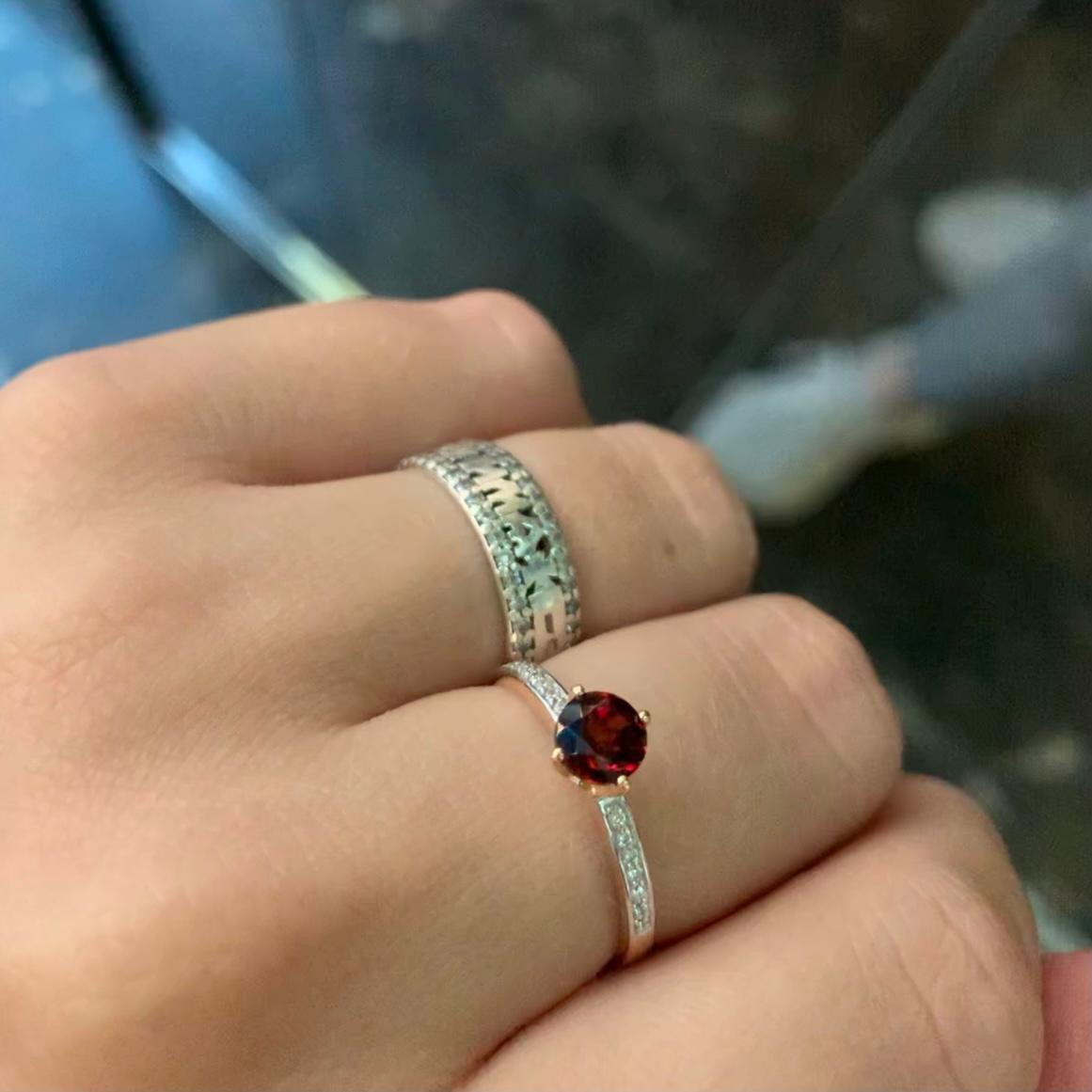 Отличное кольцо за такую хорошую сумму!