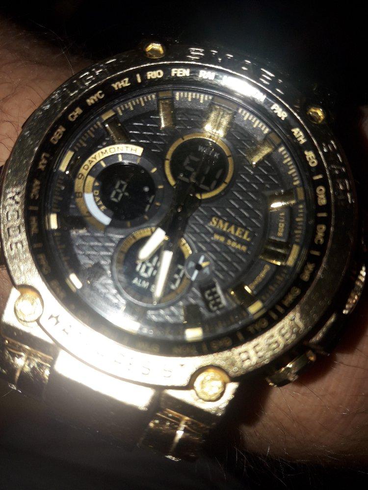 Часы на вид хорошие.