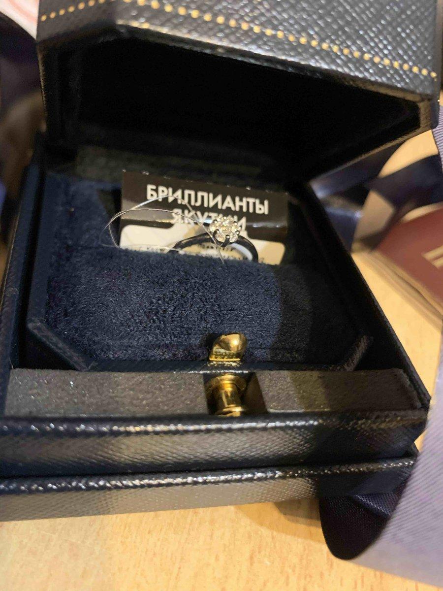 Кольцо для девушек