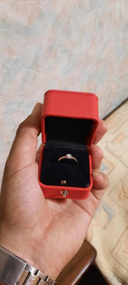 В самый раз для помолвочного