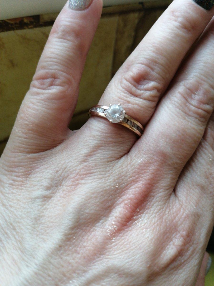 Кольцо от мужа