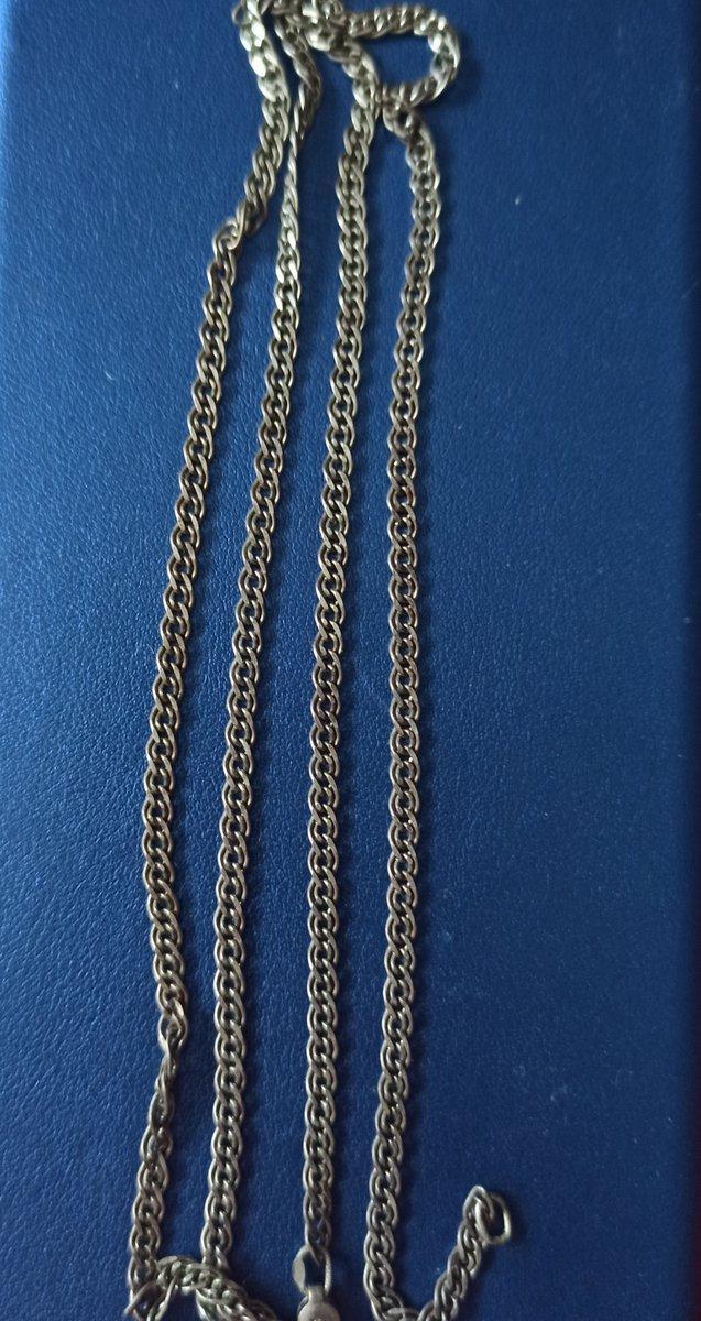 Серебряной цепочке не возможно вернуть прежний вид.