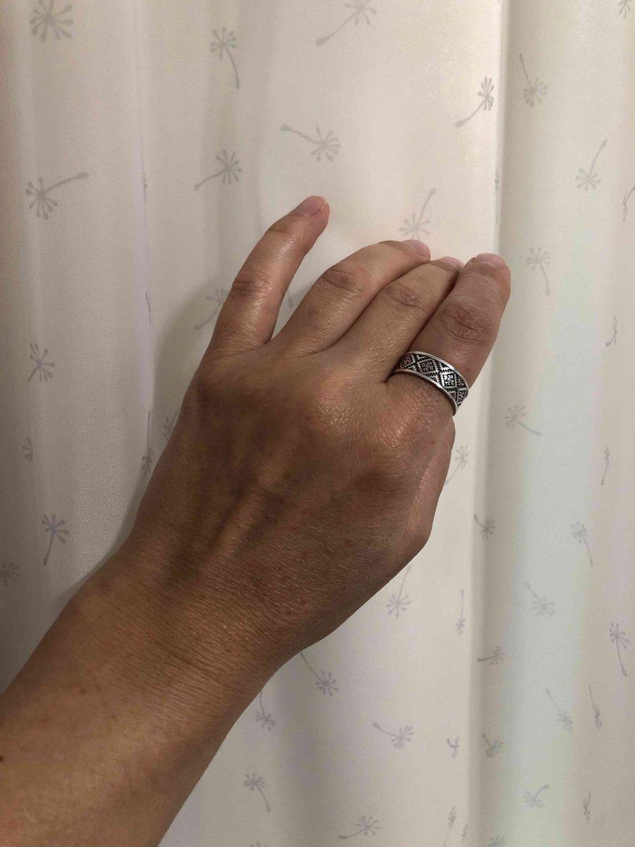Кольцо оберег.
