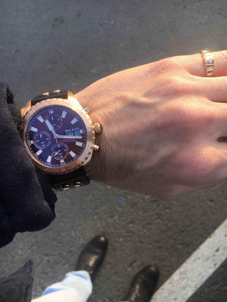 Мужские часы Okami