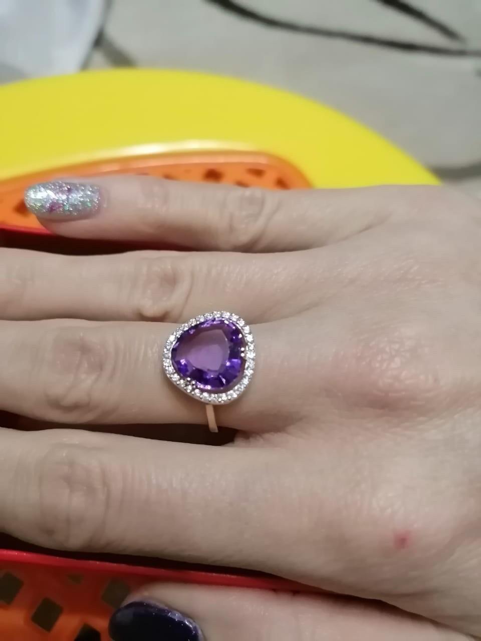 Невероятное и великолепное кольцо