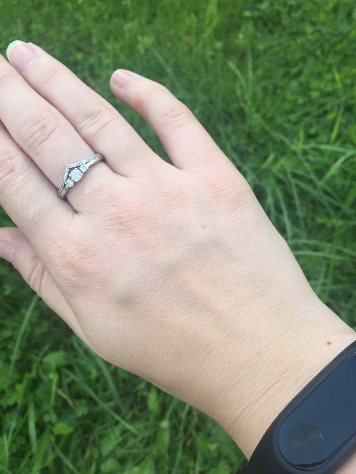 Очень прикольное кольцо