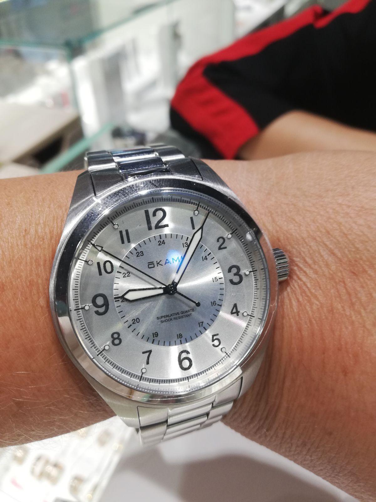 Часы отличные!!!