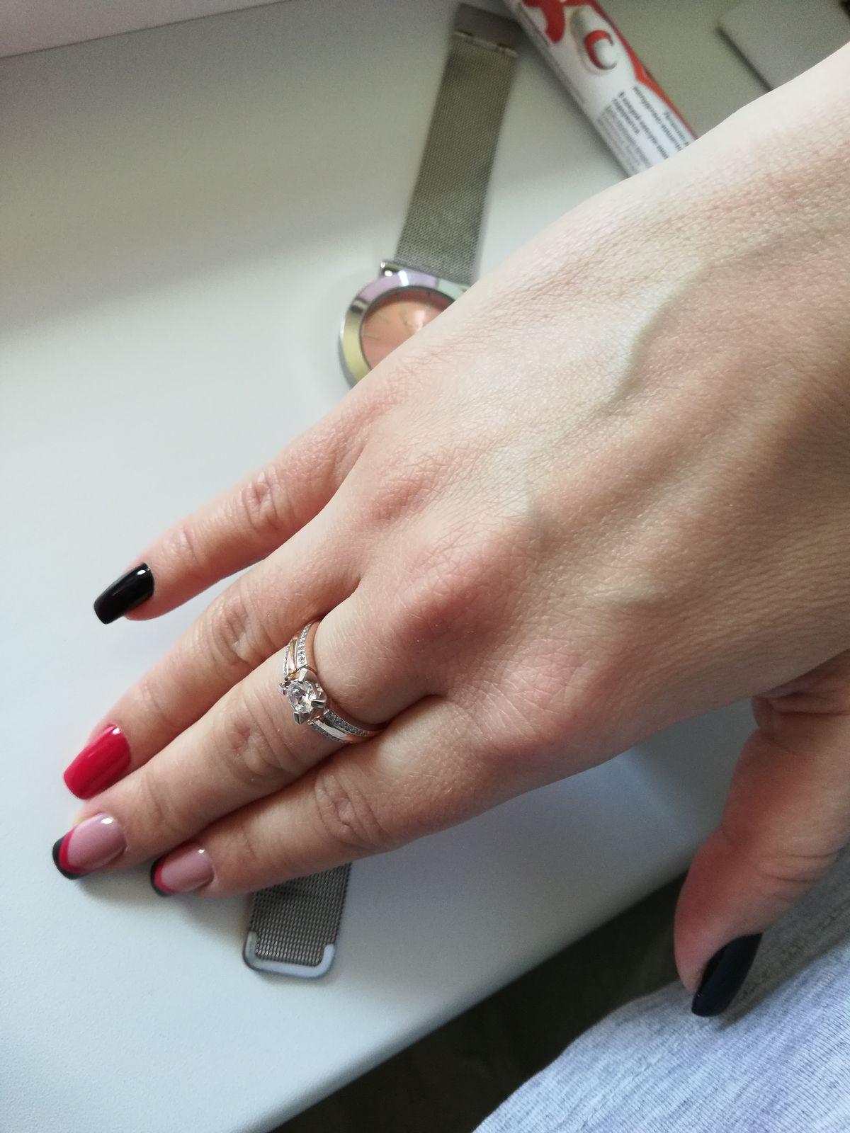 Кольцо, которое влюбляет с первой примерки)