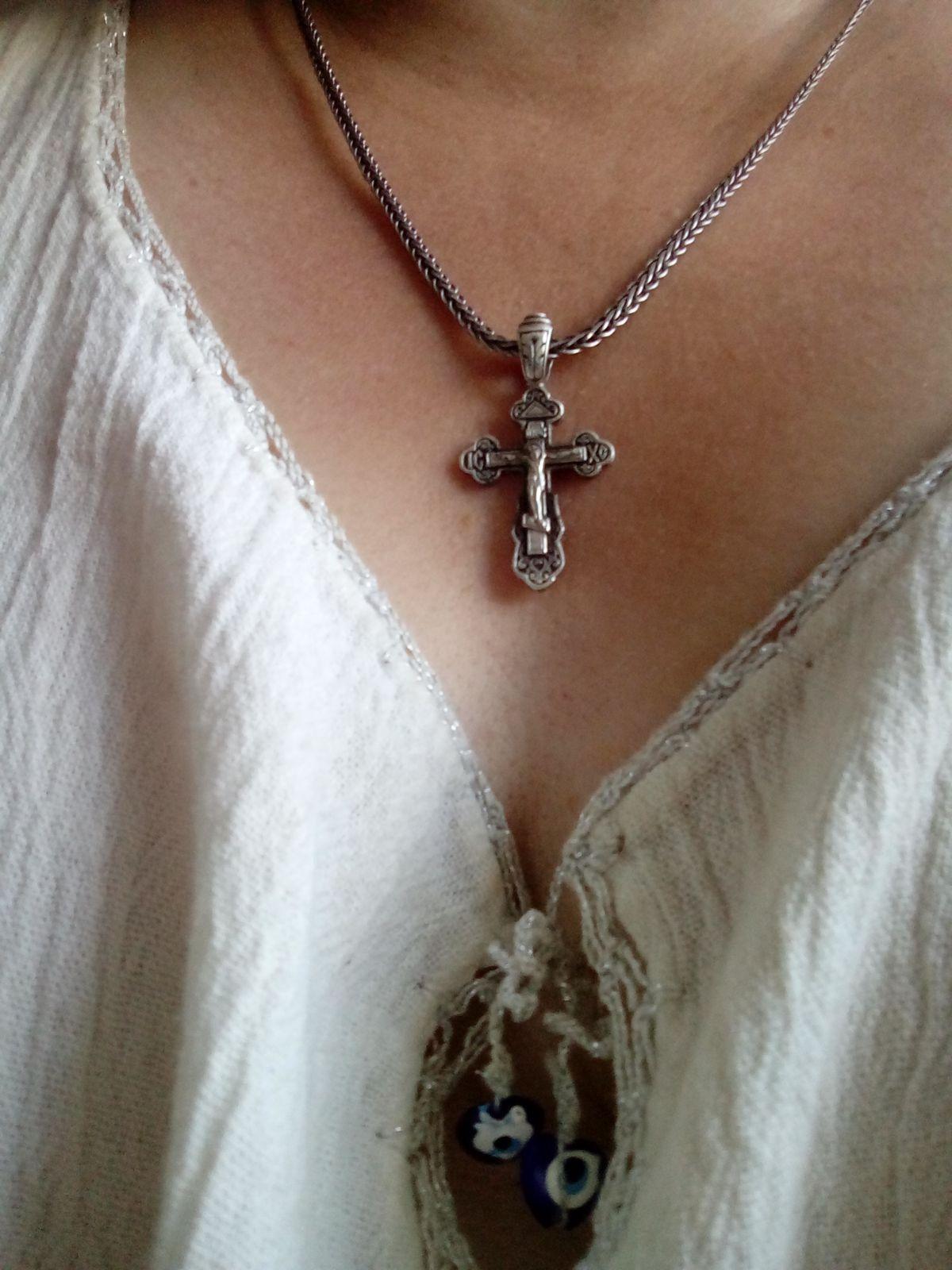 Красивый крестик