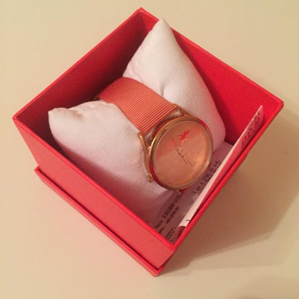 Простые и симпатичные часы