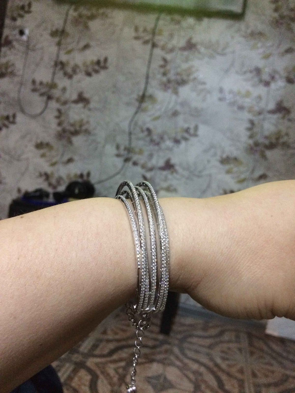 Очень красивый  массивный браслет!