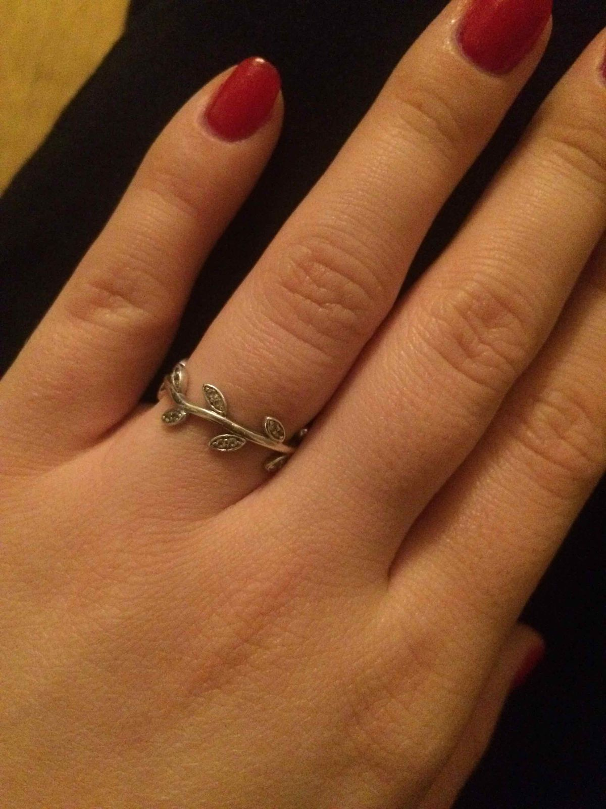 Красивое, необычное кольцо