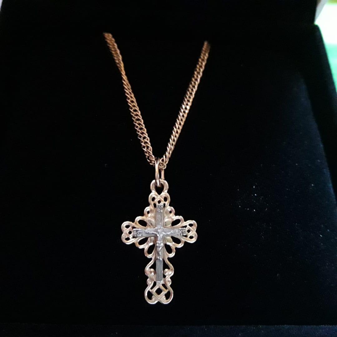 Крестик для мамы