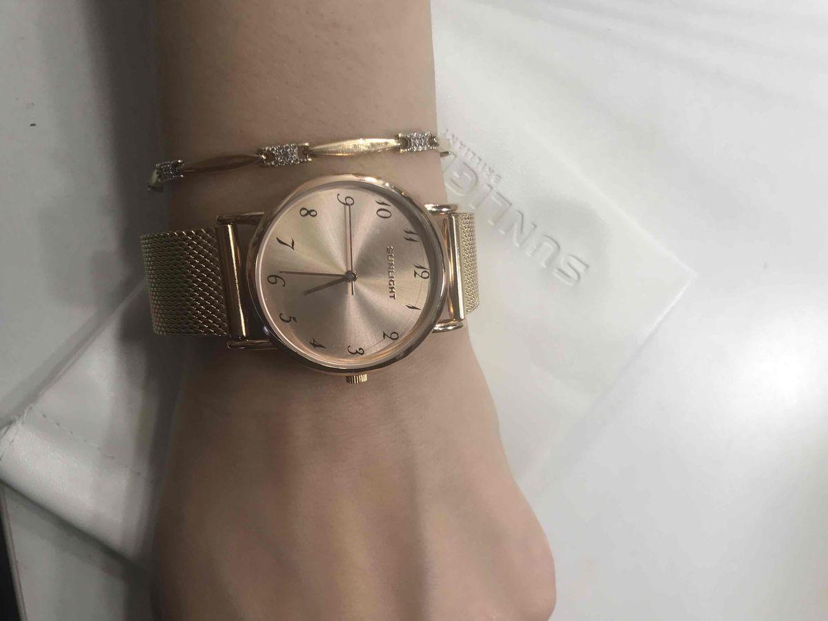 Стильные классические часы