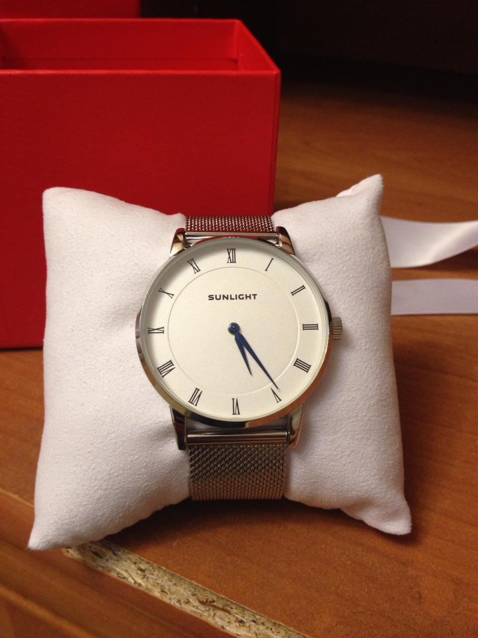 Часы прекрасные 👍