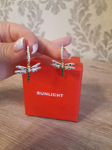 Солнечные стрекозы