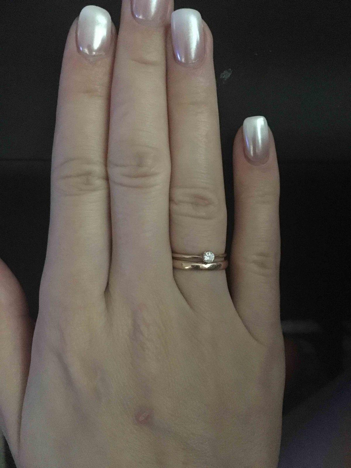 Нежнейшее кольцо!