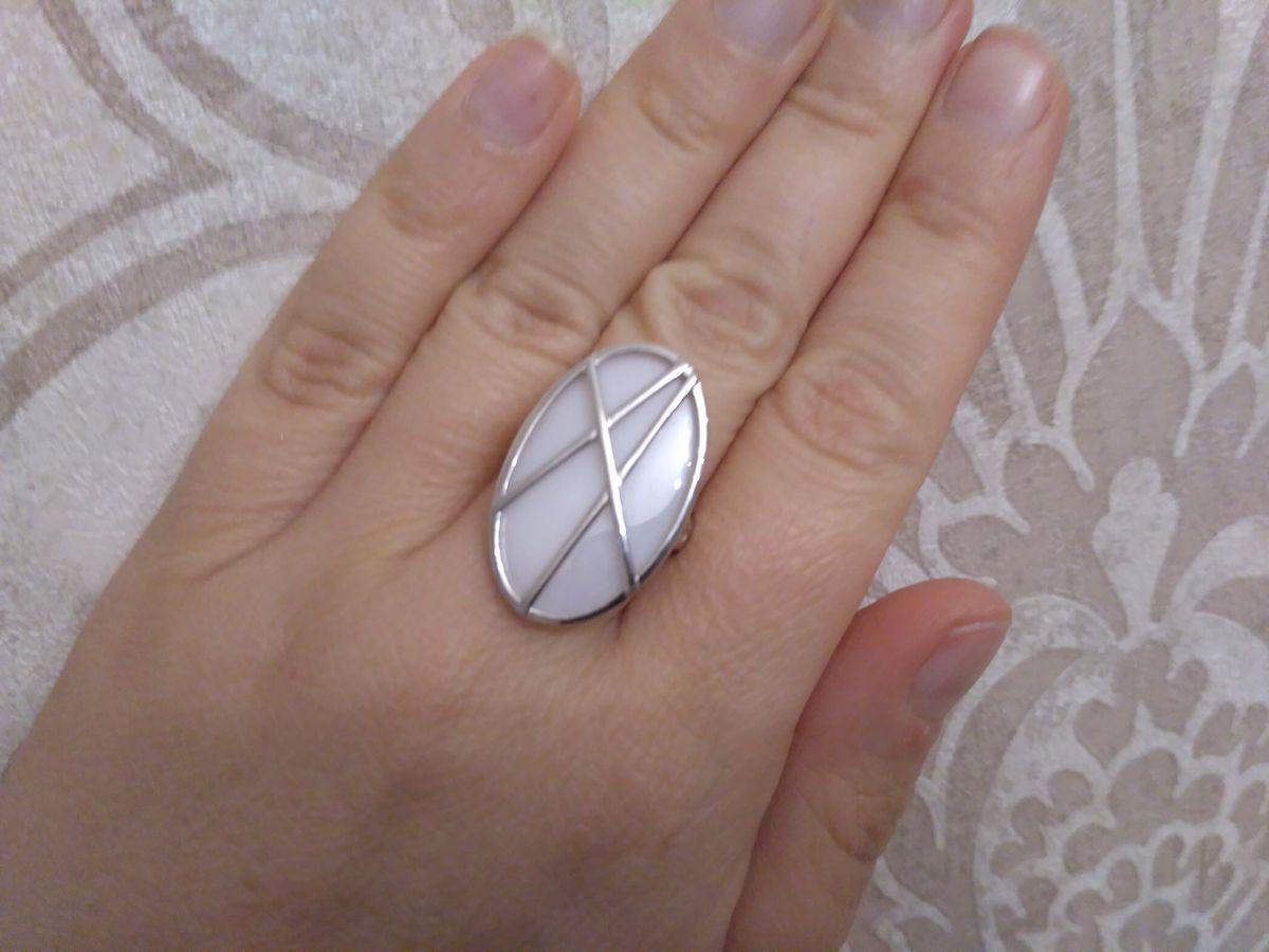 Кольцо объёмное, необычное