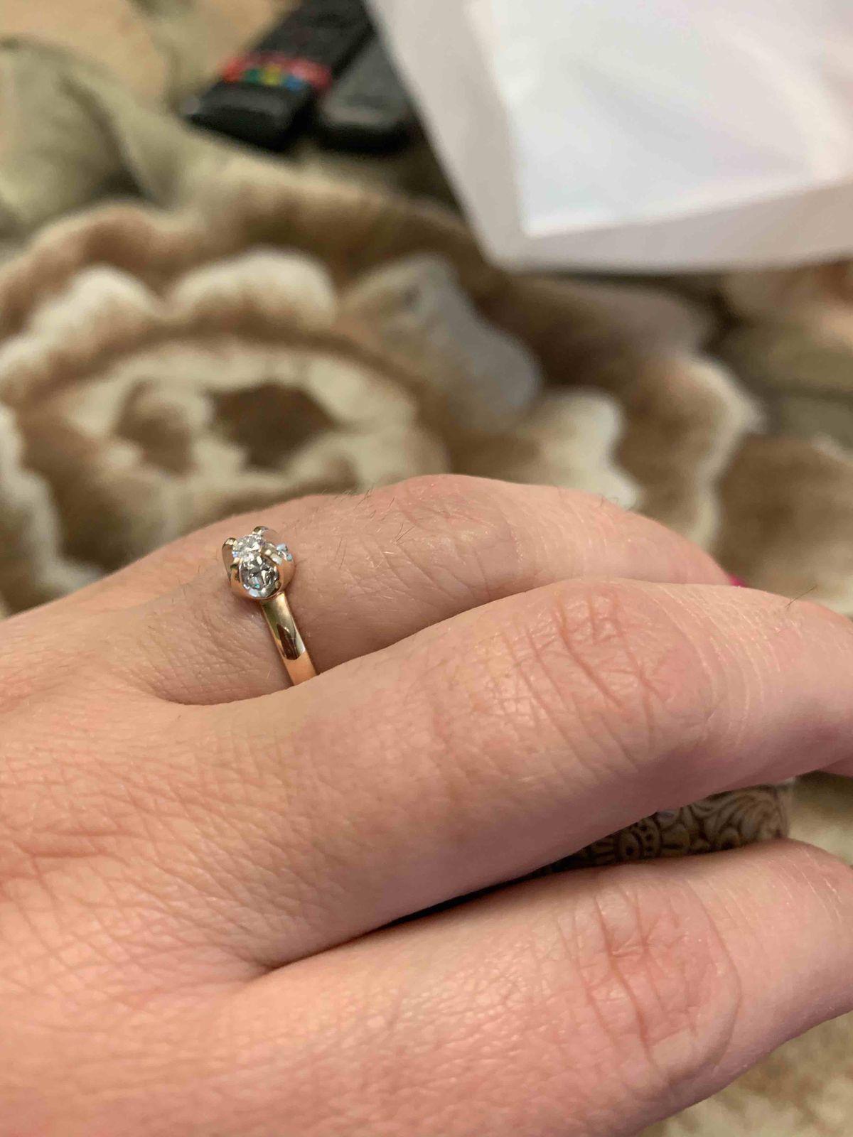 Оличное кольцо