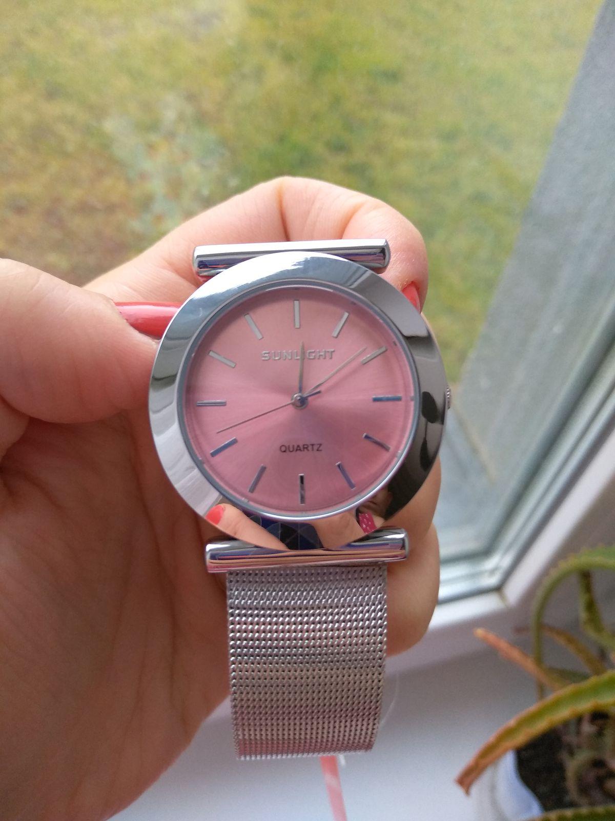 Мои стильные любимые часы!