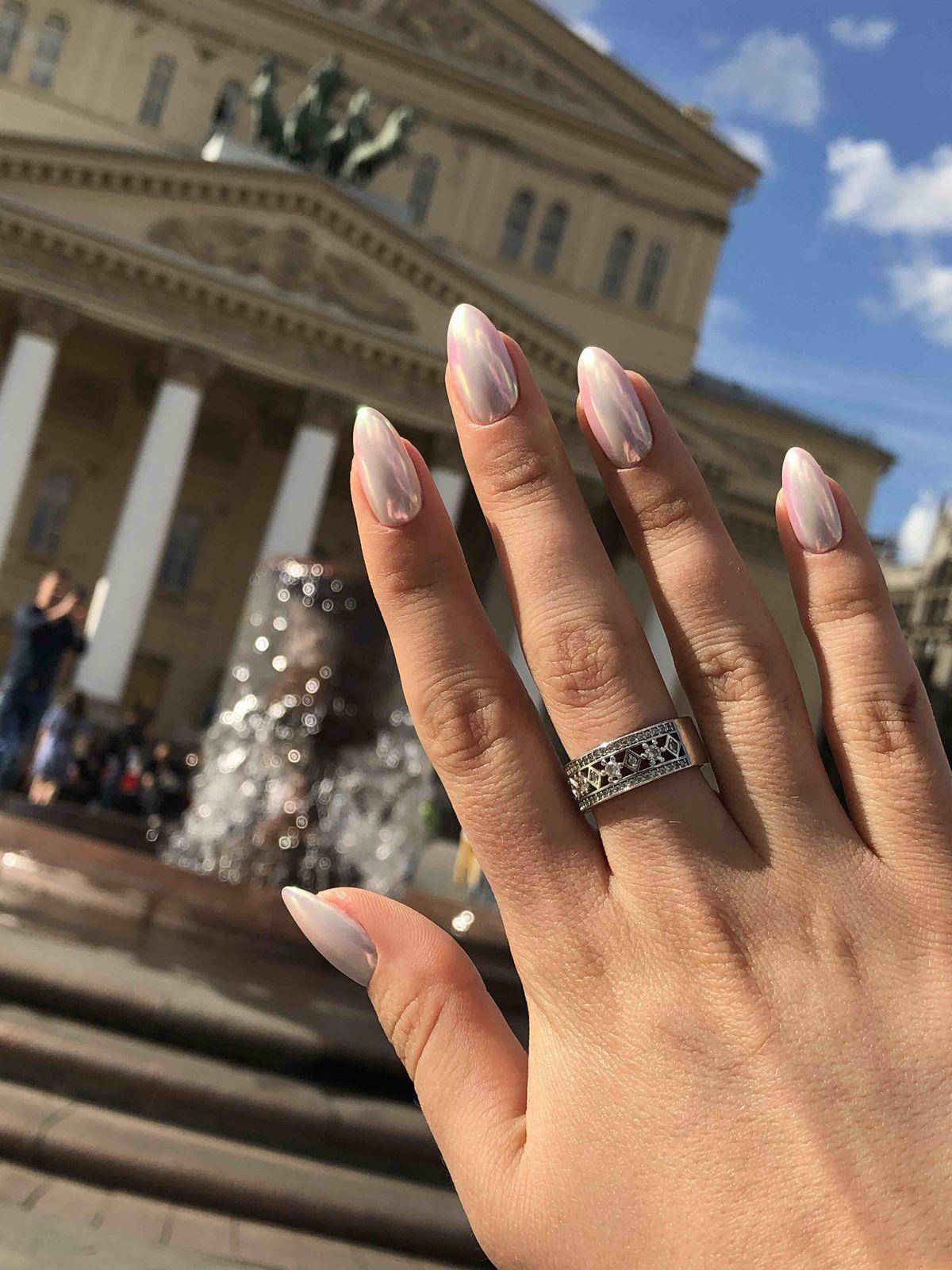 Прекрасное кольцо всегда со мной 😻😻