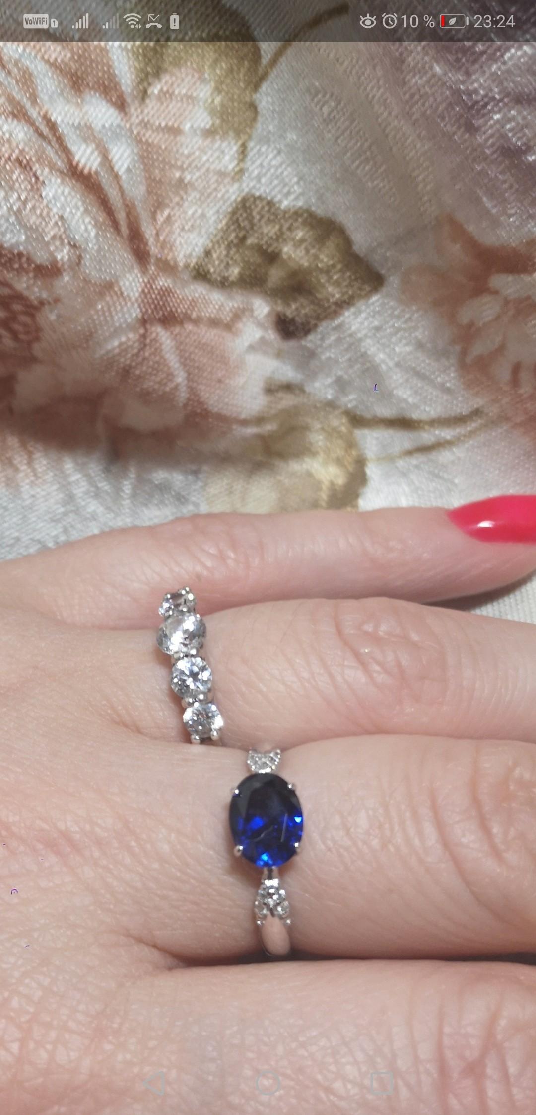 Супер нарядное и стильное кольцо