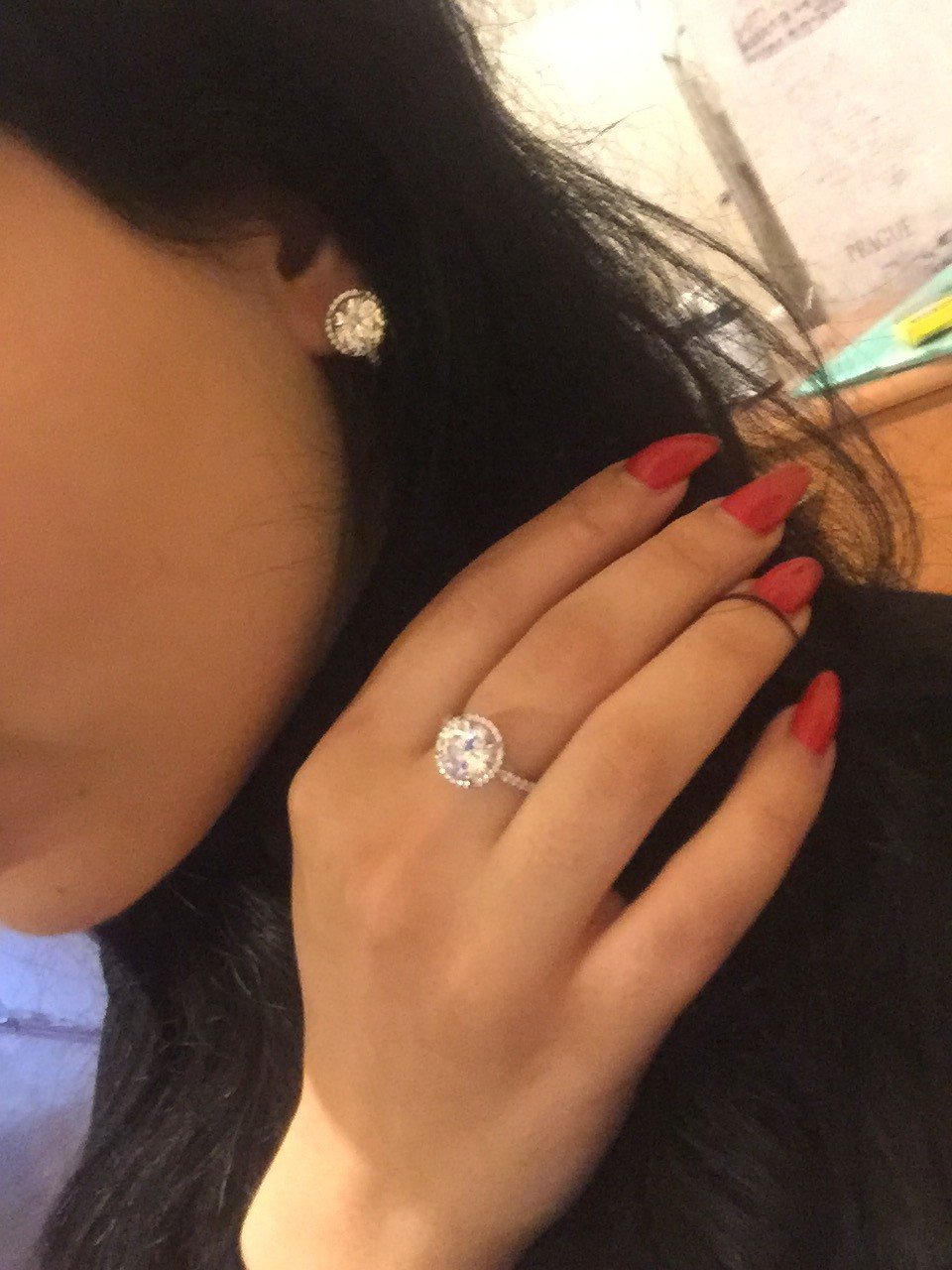 Красивое кольцо))))))