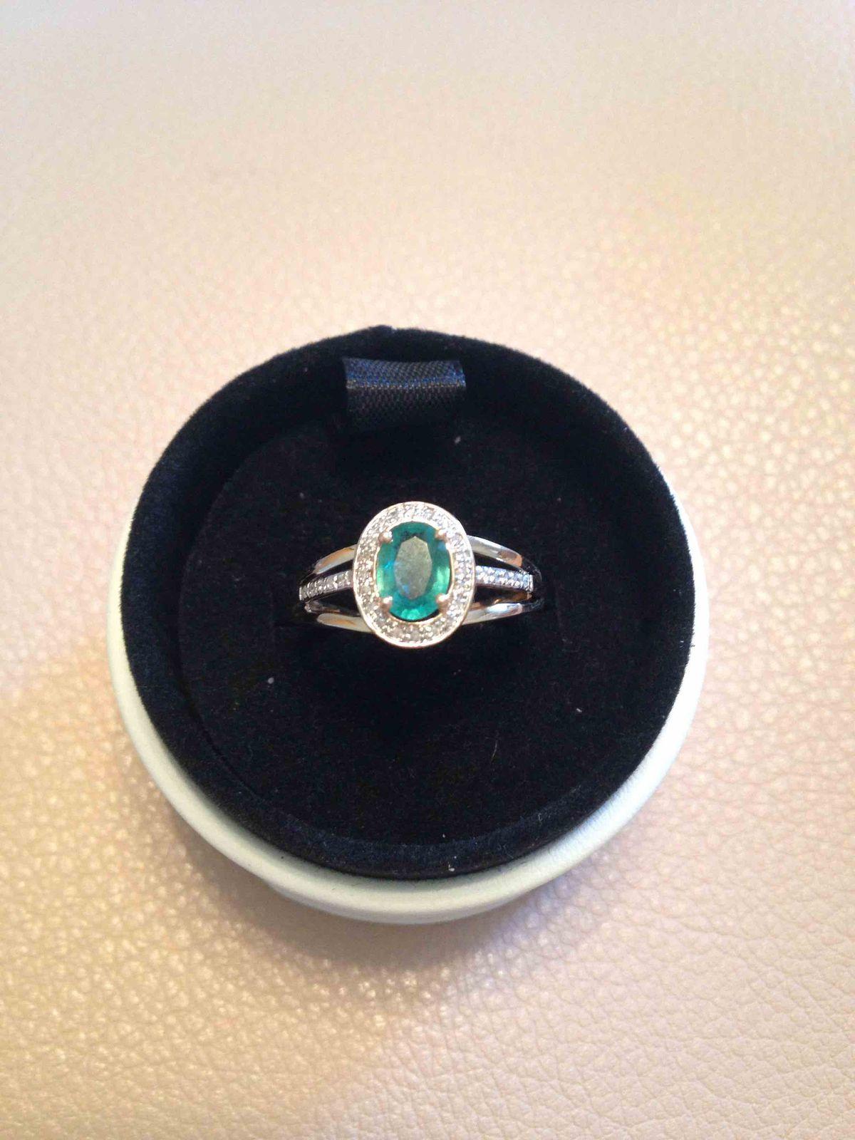 Реально нереальное кольцо!