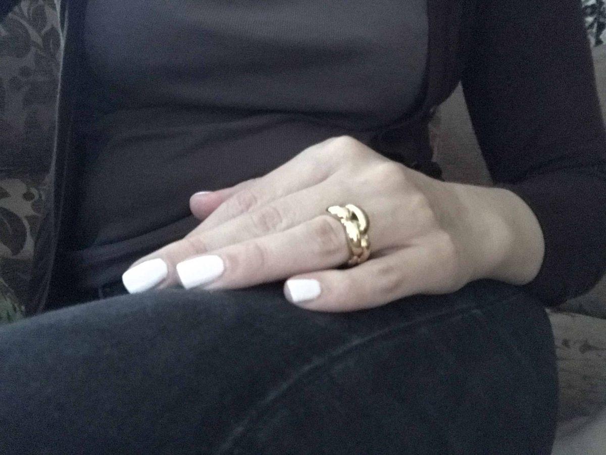 Кольцо на 5+