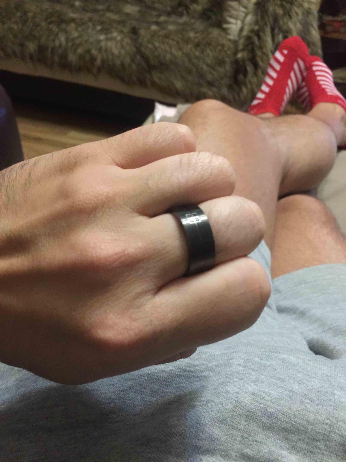 Кольцо для себя.